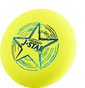 Фрисби для детей Discraft J★Star Yellow