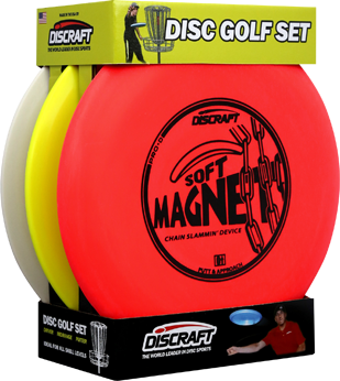 Beginner Disc Golf Set